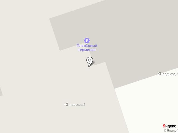 Новосёл, ТСЖ на карте Калуги