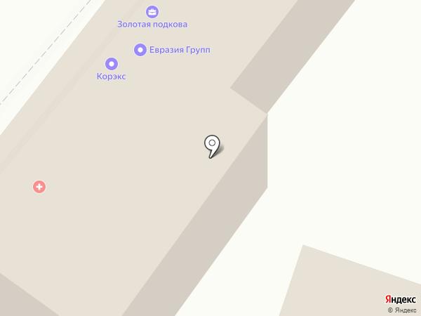 Таксопарк на карте Калуги