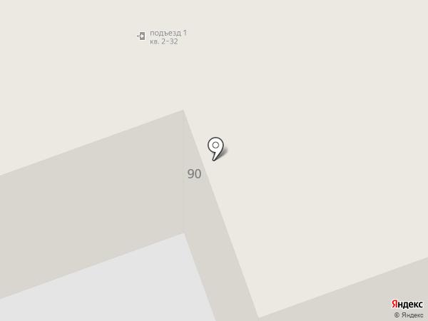 Контек-Калуга на карте Калуги