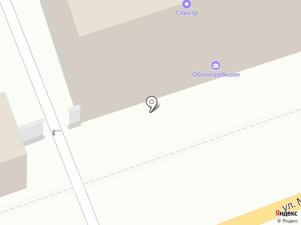 Магазин женской одежды на карте Калуги