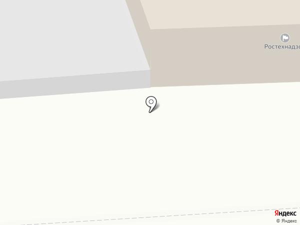 Отдел по надзору за промышленной безопасностью по Калужской области на карте Калуги