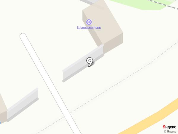 Шиномонтажная мастерская на карте Калуги
