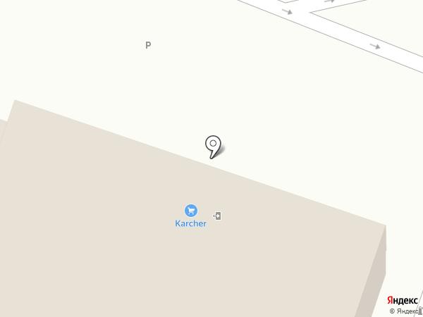 1XBET на карте Калуги
