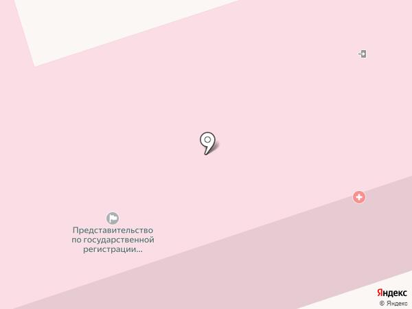 Калужский городской родильный дом на карте Калуги