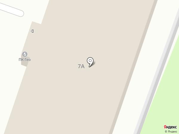 ГЕО на карте Калуги
