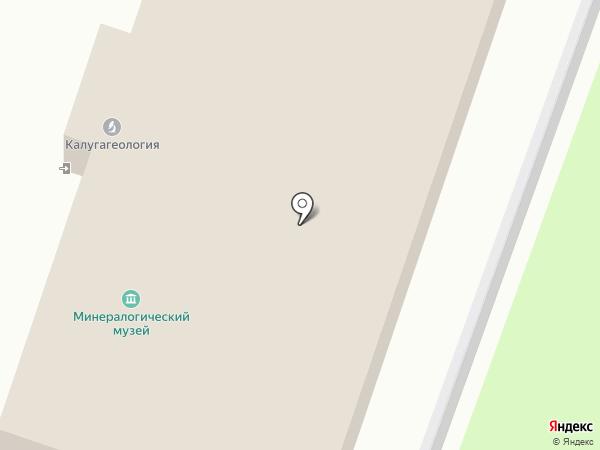 КалугаГеология на карте Калуги