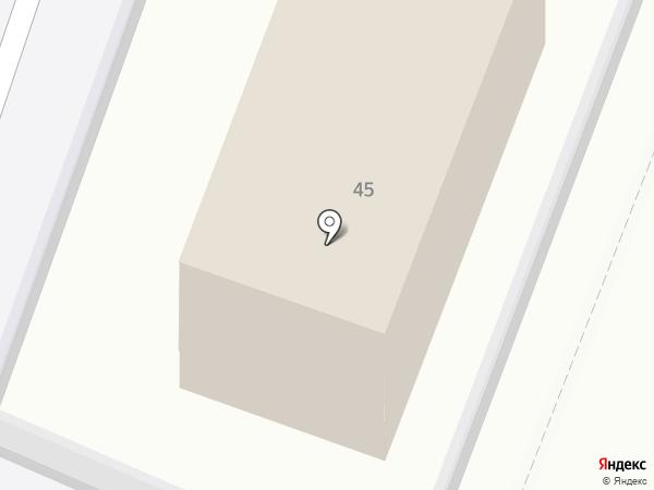 Символ на карте Калуги