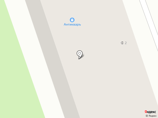 Салон по изготовлению мебели под заказ на карте Калуги