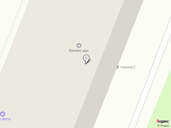 Мир фото на карте Калуги