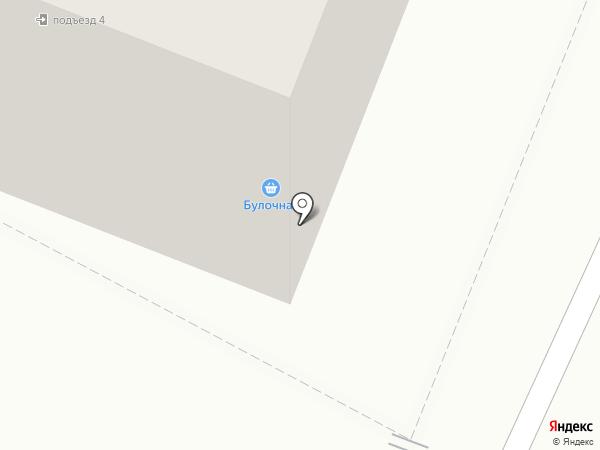 Булочная на карте Калуги