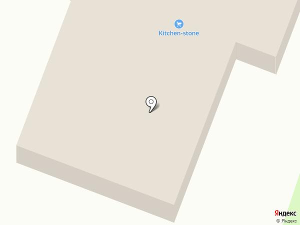 Габбро на карте Калуги