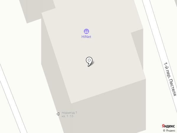 Связь-безопасность на карте Калуги
