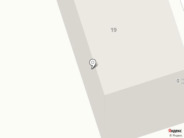 Почтовое отделение №3 на карте Калуги
