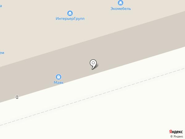 ТЕХПОРТ на карте Калуги