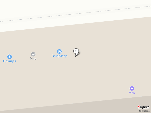 Тепловик на карте Калуги