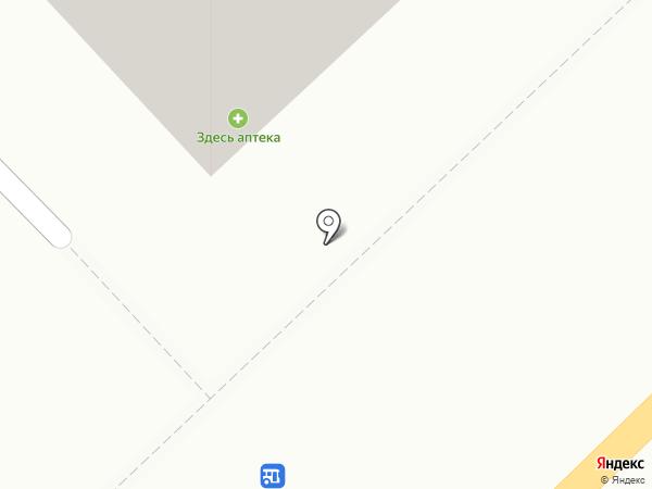 Аптека от склада на карте Калуги