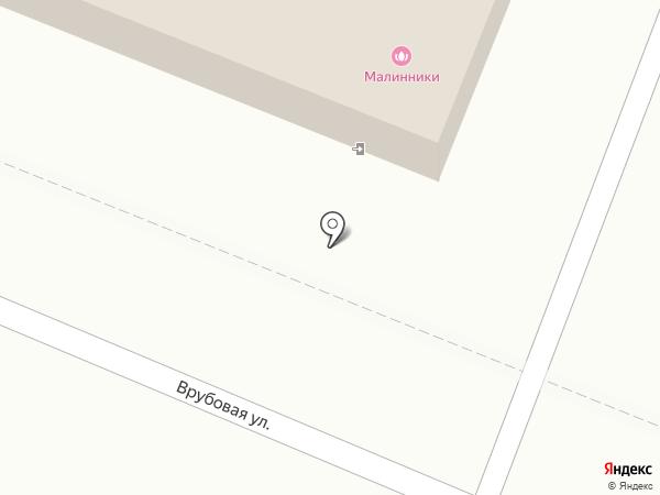 Баня №4 на карте Калуги