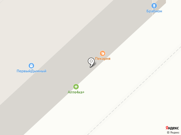 Мясной на карте Калуги