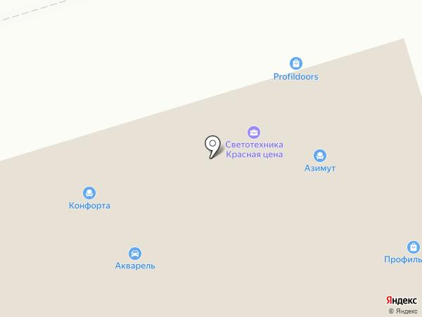 СВЕТОТЕХНИКА на карте Калуги