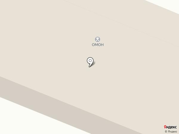 ОМОН на карте Калуги