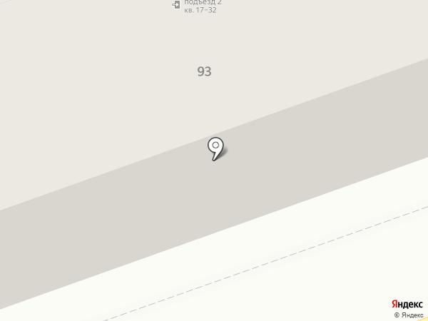 Любимчик на карте Калуги