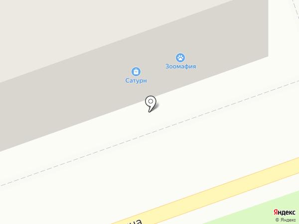 Terra на карте Калуги