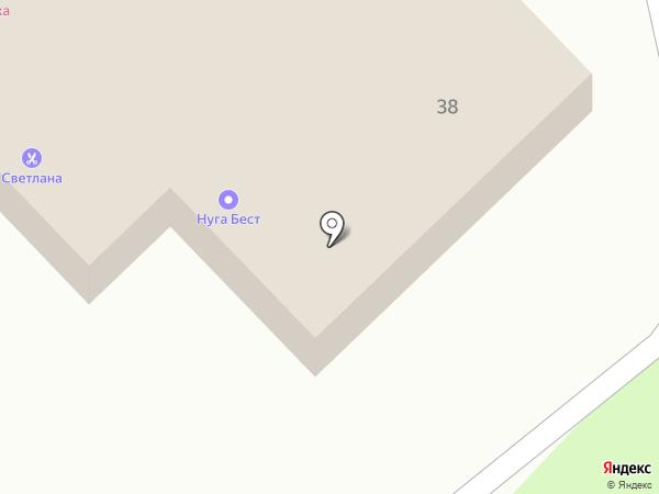 Компания по ремонту и продаже сотовых телефонов на карте Калуги