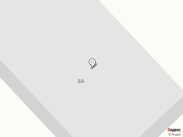 Сетка на карте Калуги