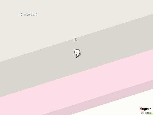 Фимиам на карте Калуги