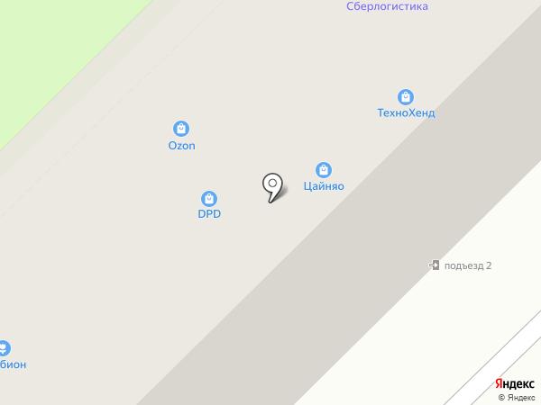 Кладовая здоровья на карте Калуги