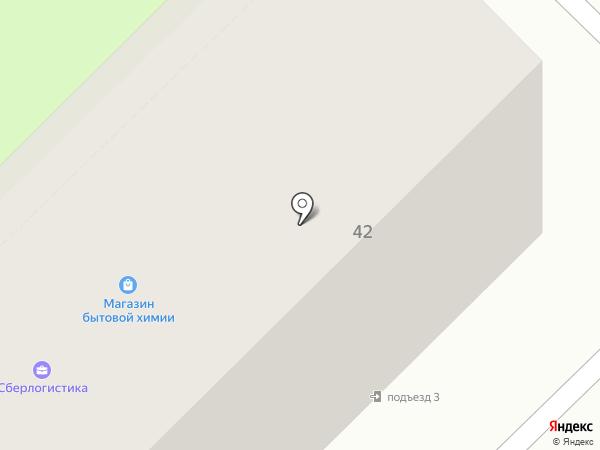 Сеть магазинов деревенского мяса на карте Калуги
