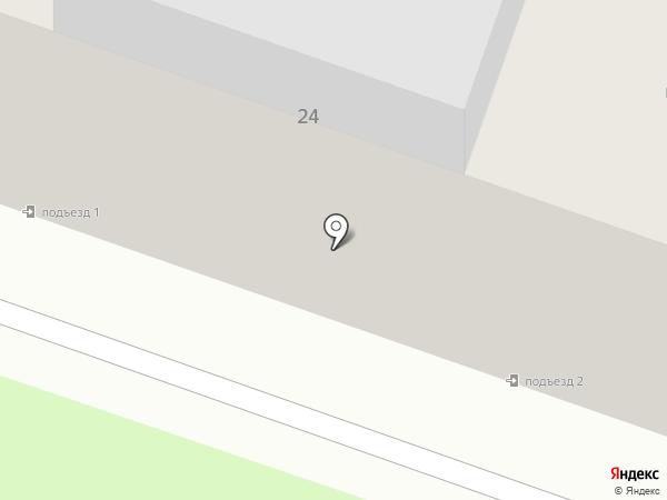 Участковый пункт полиции, Отдел полиции №2 на карте Калуги