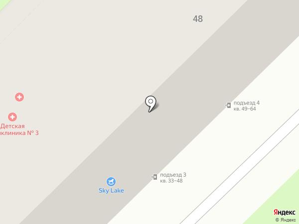 ЭКО-ЧИСТКА на карте Калуги