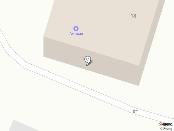 Амиран на карте Калуги