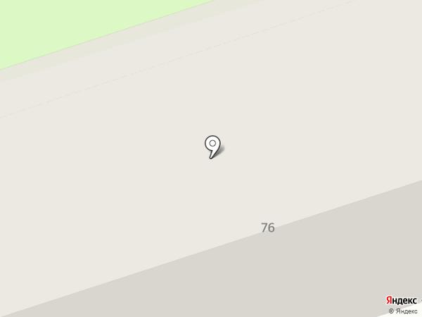 Детская городская поликлиника №1 на карте Калуги