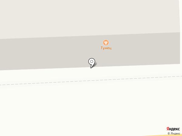 Банзай на карте Калуги