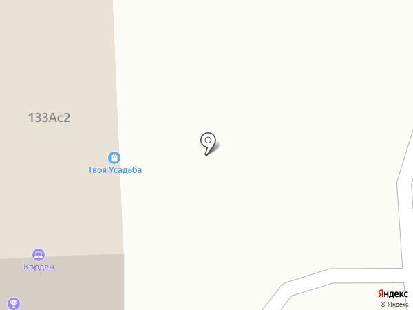 ГлавСнаб на карте Калуги