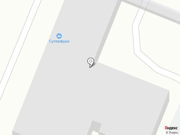 Магазин автозапчастей на карте Калуги