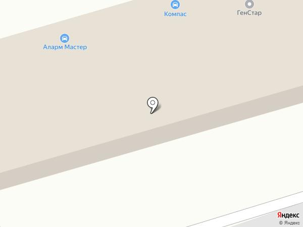 Анкар Мотор на карте Калуги