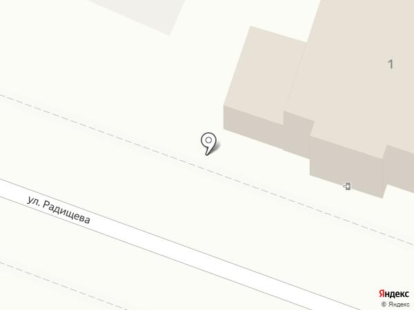 Фруктовая лавка на карте Калуги