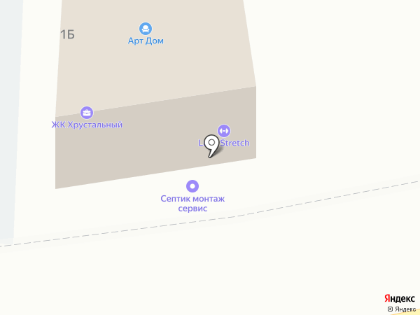 Магазин автомасел на карте Калуги