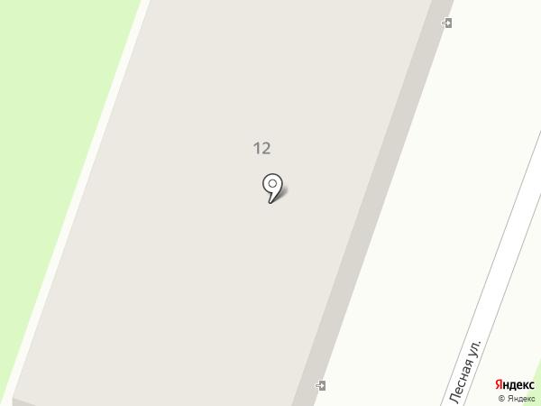 Стиль на карте Калуги