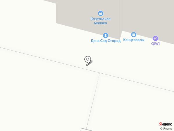Ваш Целитель на карте Калуги