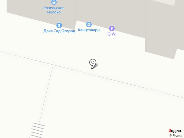 Дача Сад Огород Цветы на карте Калуги
