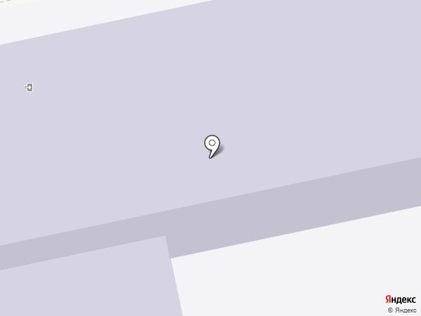 Средняя общеобразовательная школа №22 на карте Калуги