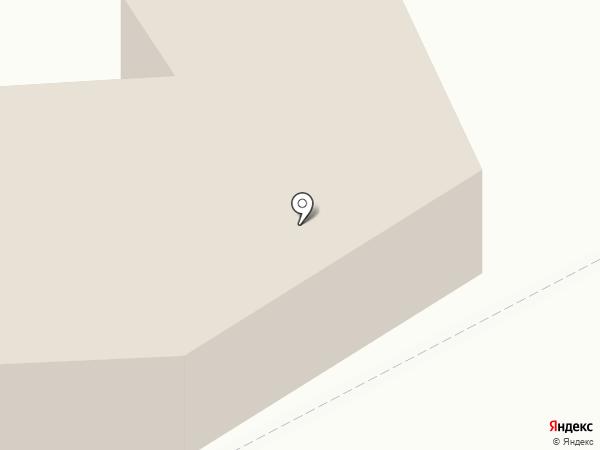 Строитель на карте Калуги