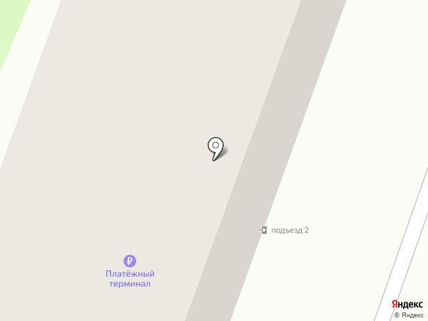 Мосзастрой на карте Калуги