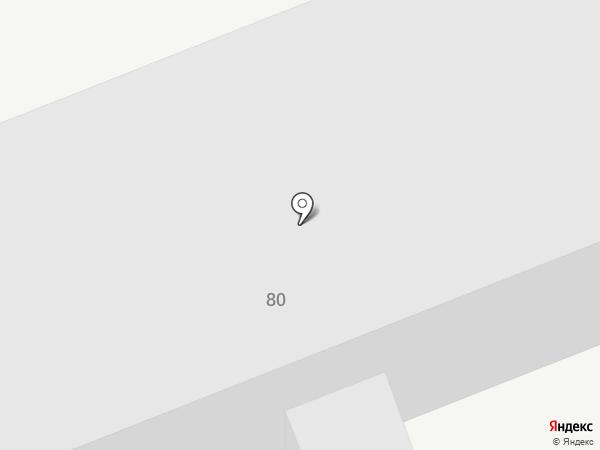 Калугаоблводоканал, ГП на карте Калуги