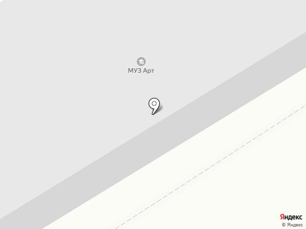 Орггидромаш на карте Калуги