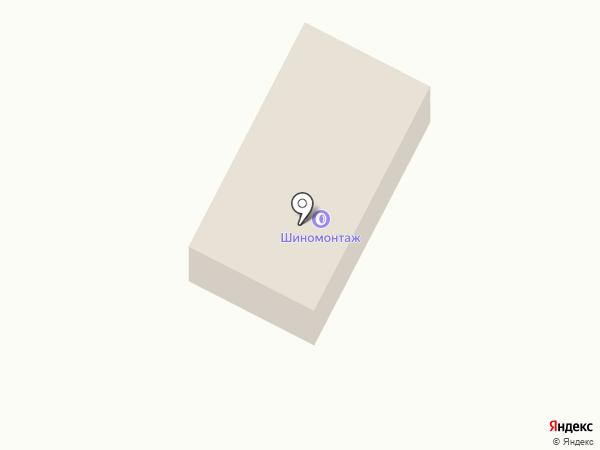 Автошинсервис на карте Калуги